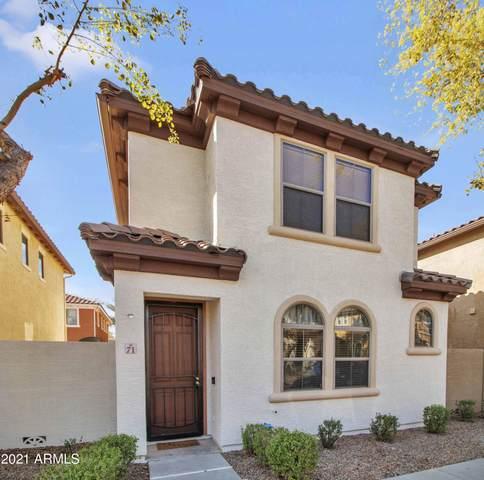 451 S Hawes Road #71, Mesa, AZ 85208 (MLS #6211460) :: Yost Realty Group at RE/MAX Casa Grande