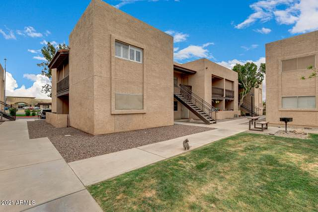 520 N Stapley Drive #211, Mesa, AZ 85203 (MLS #6211472) :: Long Realty West Valley