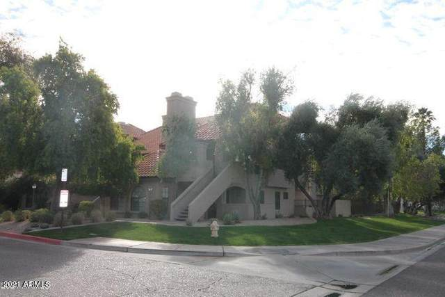 1211 N Miller Road #206, Scottsdale, AZ 85257 (MLS #6211515) :: The Newman Team