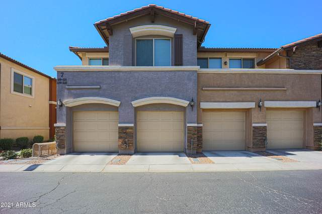 7726 E Baseline Road E #119, Mesa, AZ 85209 (MLS #6211566) :: The Daniel Montez Real Estate Group