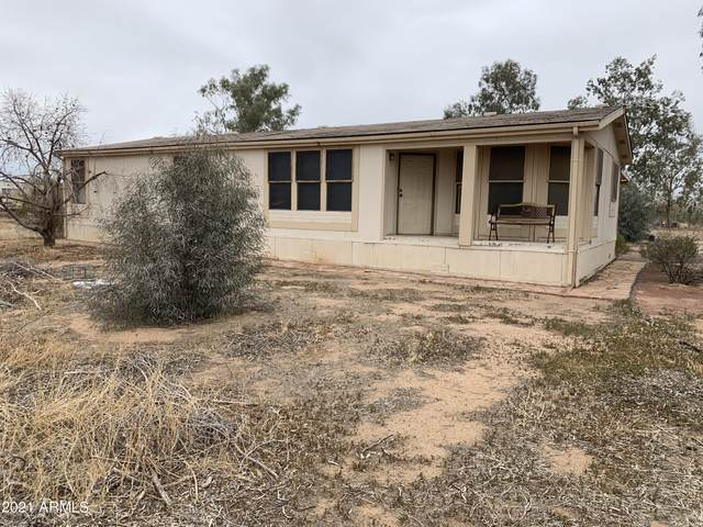 27023 N 204th Avenue, Wittmann, AZ 85361 (MLS #6211633) :: ASAP Realty