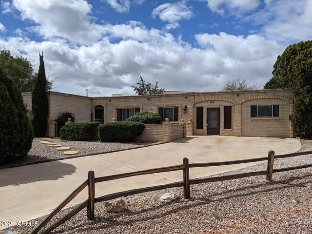 1600 Buena Drive, Sierra Vista, AZ 85635 (MLS #6211662) :: Yost Realty Group at RE/MAX Casa Grande