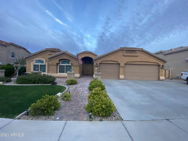 4447 S Franks Place, Gilbert, AZ 85297 (MLS #6211670) :: Yost Realty Group at RE/MAX Casa Grande