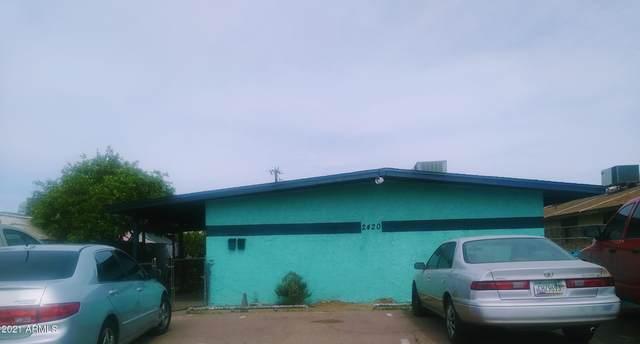 2418 W Madison Street, Phoenix, AZ 85009 (MLS #6211725) :: The Luna Team