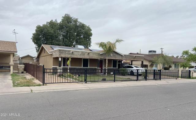 6128 N 65TH Avenue, Glendale, AZ 85301 (MLS #6211728) :: Yost Realty Group at RE/MAX Casa Grande