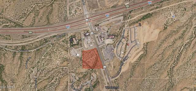 SWC HWY 90 & Village Loop, Benson, AZ 85602 (MLS #6211761) :: The Garcia Group