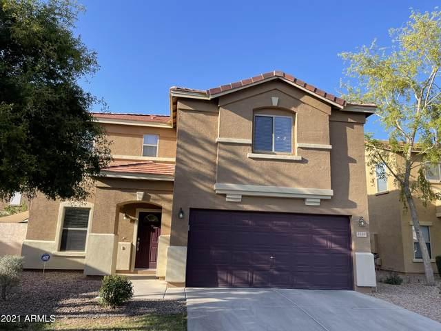 2135 S Luther, Mesa, AZ 85209 (MLS #6211763) :: Midland Real Estate Alliance