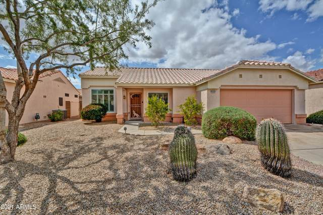 15333 W Via Manana Drive, Sun City West, AZ 85375 (MLS #6211774) :: Long Realty West Valley