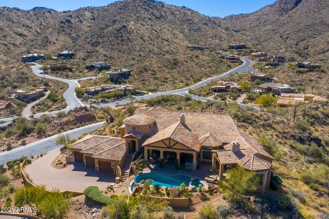 14608 E Gecko Court, Fountain Hills, AZ 85268 (MLS #6211800) :: Long Realty West Valley