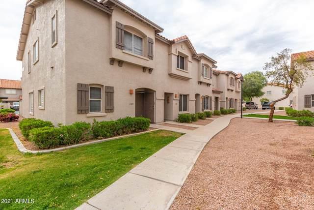 1961 N Hartford Street #1107, Chandler, AZ 85225 (MLS #6211817) :: Yost Realty Group at RE/MAX Casa Grande