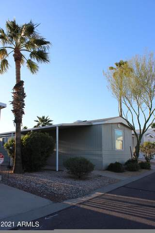 2000 S Apache Road #345, Buckeye, AZ 85326 (#6211820) :: AZ Power Team
