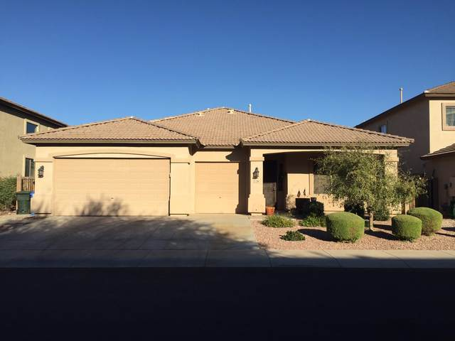 7201 S 58TH Avenue, Laveen, AZ 85339 (MLS #6211833) :: Yost Realty Group at RE/MAX Casa Grande
