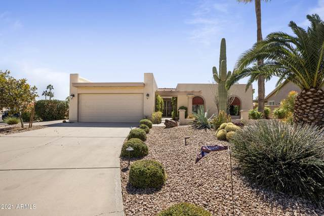 10609 E Elmhurst Drive, Sun Lakes, AZ 85248 (MLS #6211860) :: The Dobbins Team