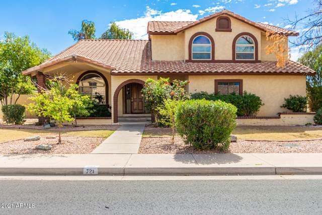 721 S Glenview, Mesa, AZ 85204 (MLS #6211903) :: Yost Realty Group at RE/MAX Casa Grande