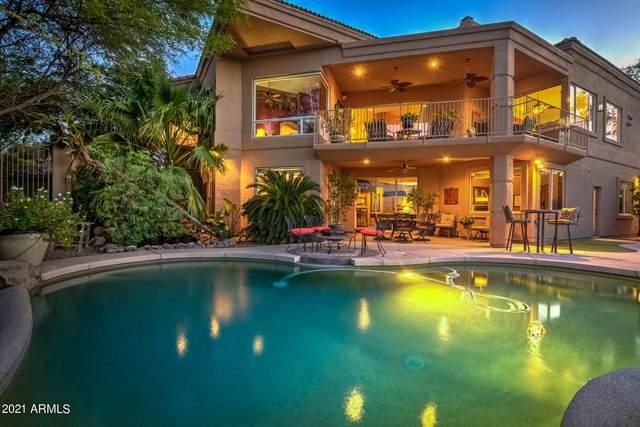 16835 N Stoneridge Court, Fountain Hills, AZ 85268 (MLS #6211951) :: Yost Realty Group at RE/MAX Casa Grande