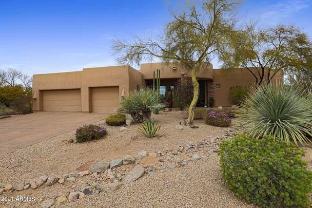 9546 E Mark Lane, Scottsdale, AZ 85262 (MLS #6211984) :: Yost Realty Group at RE/MAX Casa Grande