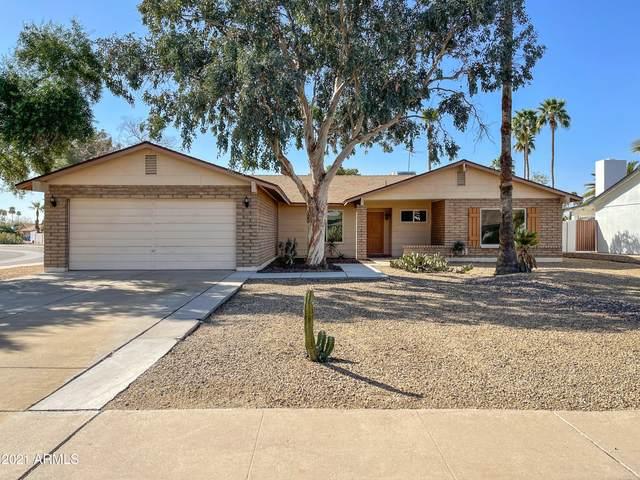 5227 E Karen Drive, Scottsdale, AZ 85254 (MLS #6211987) :: Yost Realty Group at RE/MAX Casa Grande
