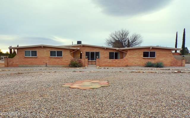 1968 Devonshire Drive, Sierra Vista, AZ 85635 (MLS #6211995) :: Yost Realty Group at RE/MAX Casa Grande