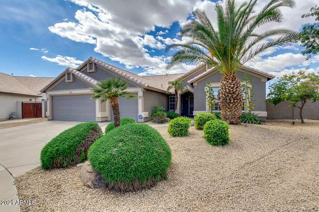 2620 N 134TH Avenue, Goodyear, AZ 85395 (MLS #6212044) :: The Garcia Group