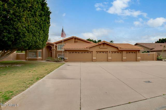 5443 W West Wind Drive, Glendale, AZ 85310 (MLS #6212053) :: Yost Realty Group at RE/MAX Casa Grande