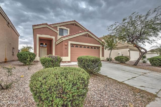 23449 W Harrison Drive, Buckeye, AZ 85326 (MLS #6212066) :: The Daniel Montez Real Estate Group