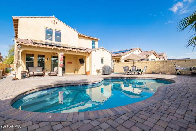 3123 N Black Rock Road, Buckeye, AZ 85396 (MLS #6212082) :: Devor Real Estate Associates
