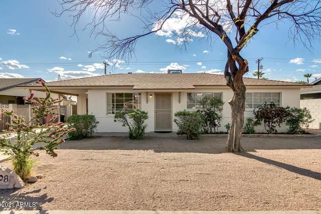 1208 N 78TH Street, Scottsdale, AZ 85257 (MLS #6212103) :: Yost Realty Group at RE/MAX Casa Grande