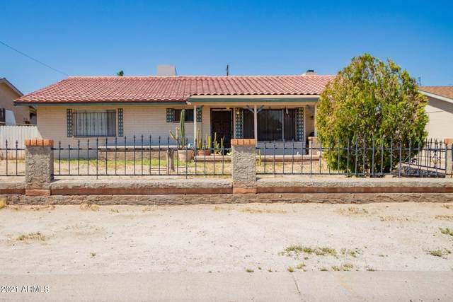 8618 S 7TH Place, Phoenix, AZ 85042 (MLS #6212106) :: Yost Realty Group at RE/MAX Casa Grande