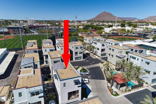 3510 N Miller Road #1017, Scottsdale, AZ 85251 (MLS #6212111) :: The Daniel Montez Real Estate Group