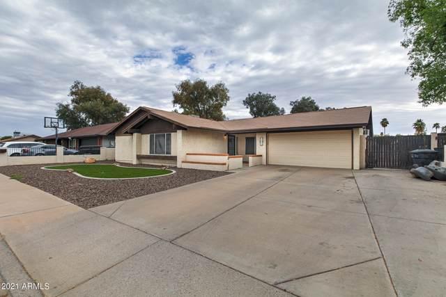 1331 S Wayfarer, Mesa, AZ 85204 (MLS #6212128) :: West Desert Group | HomeSmart