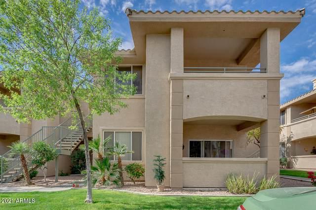 16013 S Desert Foothills Parkway #2144, Phoenix, AZ 85048 (MLS #6212137) :: My Home Group