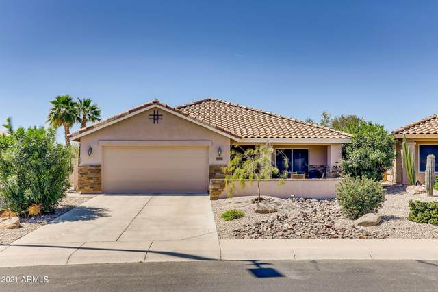 23227 W Lasso Lane, Buckeye, AZ 85326 (MLS #6212170) :: Devor Real Estate Associates