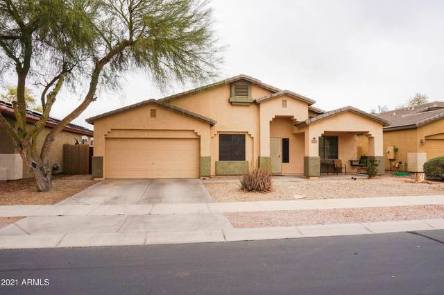 22831 S 214TH Street, Queen Creek, AZ 85142 (MLS #6212211) :: Yost Realty Group at RE/MAX Casa Grande