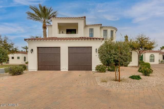 1777 W Ocotillo Road #8, Chandler, AZ 85248 (MLS #6212225) :: Yost Realty Group at RE/MAX Casa Grande