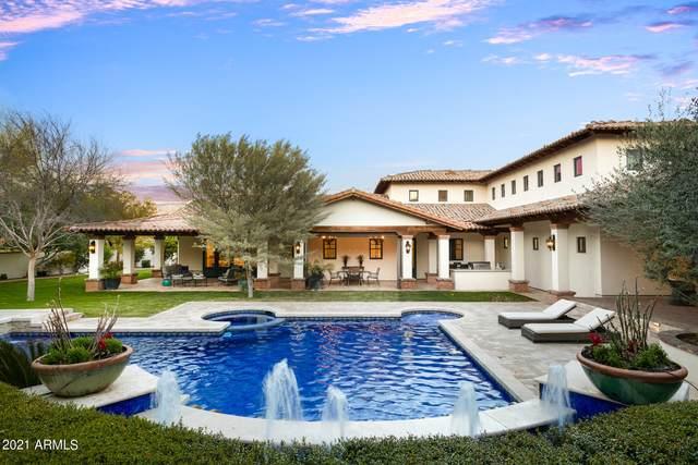5000 E Sky Desert Lane, Paradise Valley, AZ 85253 (MLS #6212254) :: Yost Realty Group at RE/MAX Casa Grande
