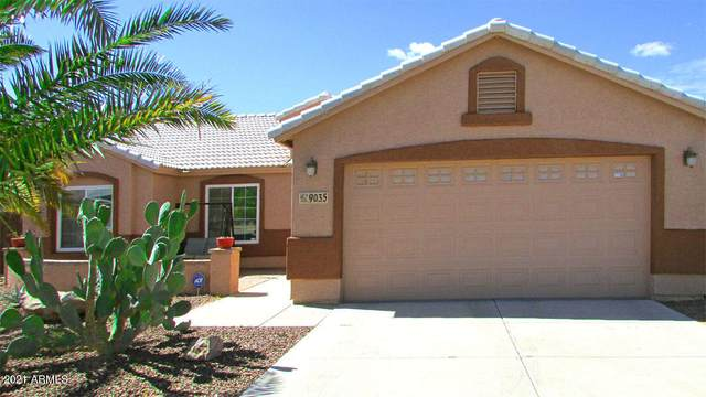 9035 W Reventon Drive, Arizona City, AZ 85123 (MLS #6212283) :: Keller Williams Realty Phoenix