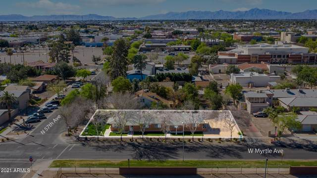 7162 N 57TH Avenue, Glendale, AZ 85301 (MLS #6212306) :: The Luna Team