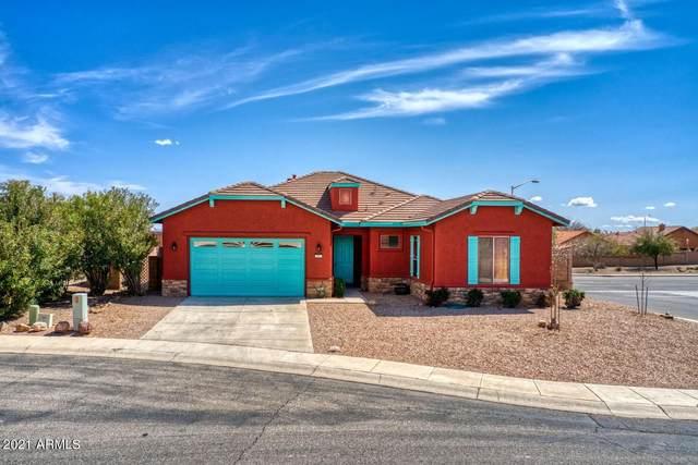 2427 San Ysidro Drive, Sierra Vista, AZ 85635 (MLS #6212324) :: Yost Realty Group at RE/MAX Casa Grande