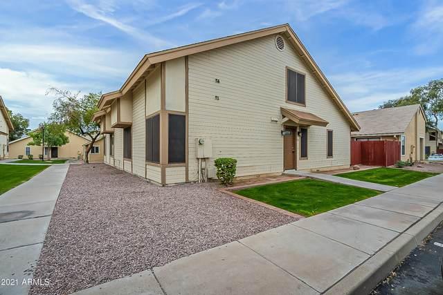 2455 E Broadway Road #71, Mesa, AZ 85204 (MLS #6212344) :: Synergy Real Estate Partners