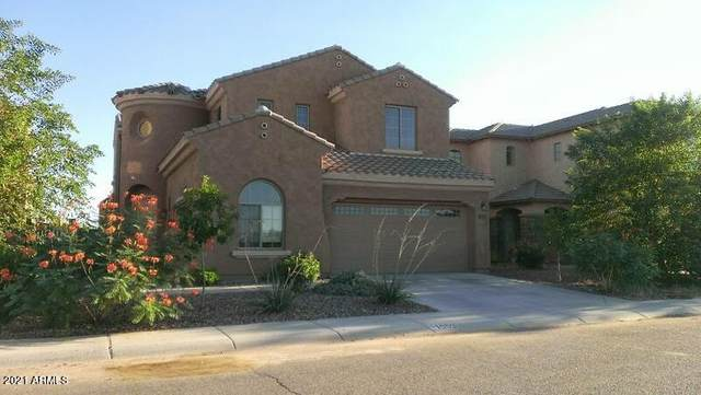 1053 W Kachina Drive, Coolidge, AZ 85128 (#6212346) :: The Josh Berkley Team