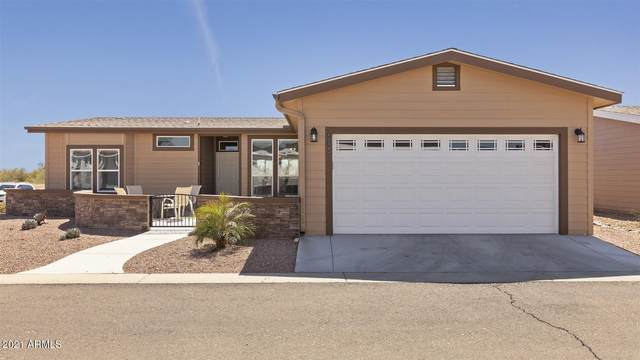 3301 S Goldfield Road #6056, Apache Junction, AZ 85119 (MLS #6212361) :: Howe Realty