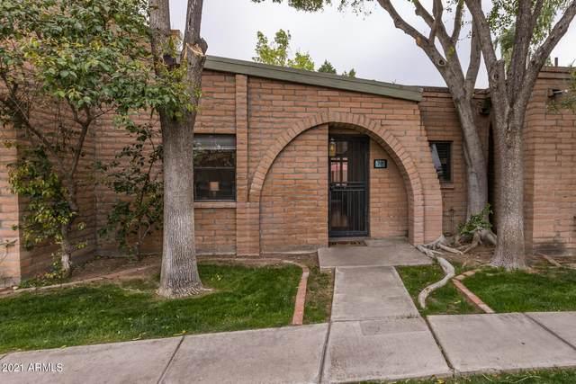 4409 E Hubbell Street #78, Phoenix, AZ 85008 (MLS #6212367) :: Yost Realty Group at RE/MAX Casa Grande