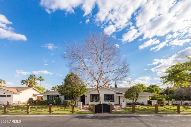5401 E Flower Street, Phoenix, AZ 85018 (MLS #6212378) :: BVO Luxury Group
