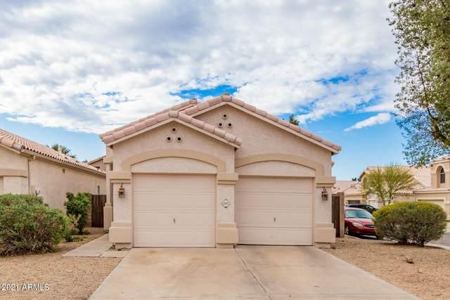 1357 W Menadota Drive, Phoenix, AZ 85027 (MLS #6212388) :: Yost Realty Group at RE/MAX Casa Grande