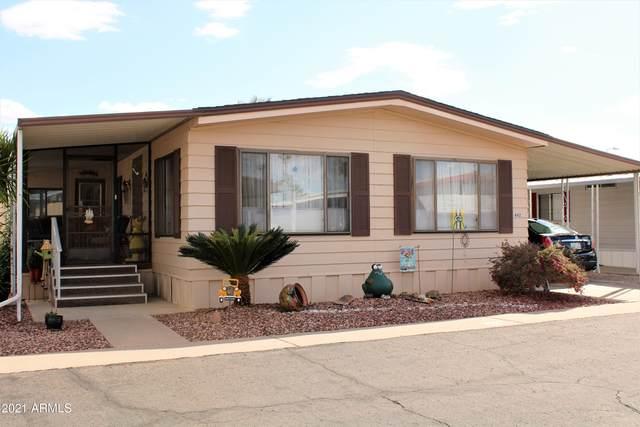 4065 E University Drive #442, Mesa, AZ 85205 (MLS #6212405) :: The Property Partners at eXp Realty