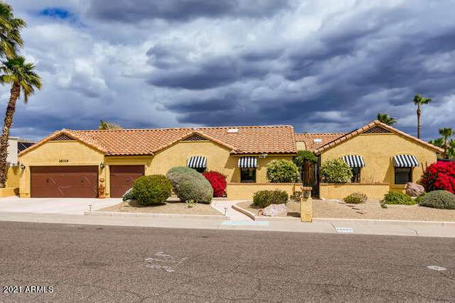 16029 N 58TH Way, Scottsdale, AZ 85254 (MLS #6212476) :: Yost Realty Group at RE/MAX Casa Grande