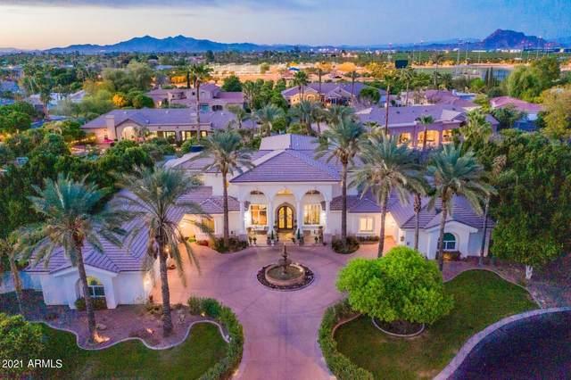 4040 E Mclellan Road #8, Mesa, AZ 85205 (MLS #6212492) :: Executive Realty Advisors