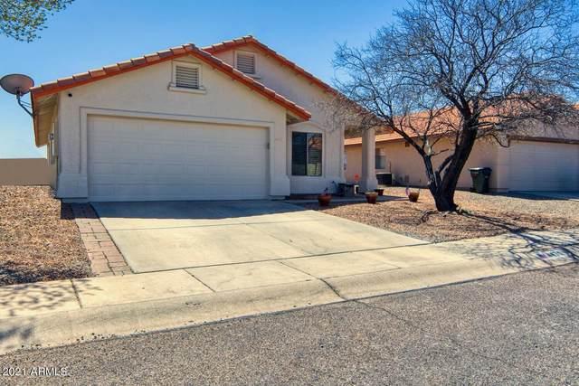 4470 Calle Albuquerque, Sierra Vista, AZ 85635 (MLS #6212541) :: Service First Realty