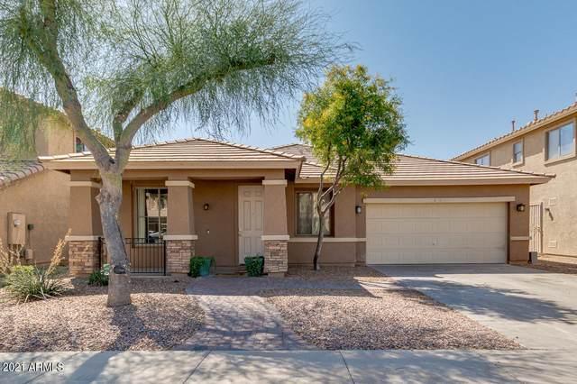 15445 W Cottonwood Circle, Surprise, AZ 85374 (MLS #6212588) :: Yost Realty Group at RE/MAX Casa Grande