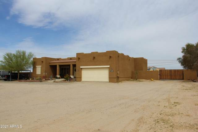 33340 W Lower Buckeye Road, Tonopah, AZ 85354 (MLS #6212592) :: The Carin Nguyen Team